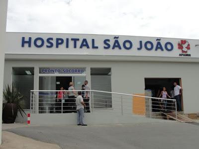 Iamspe faz visita ao Hospital São João nesta quinta-feira (08/02) em Registro-SP