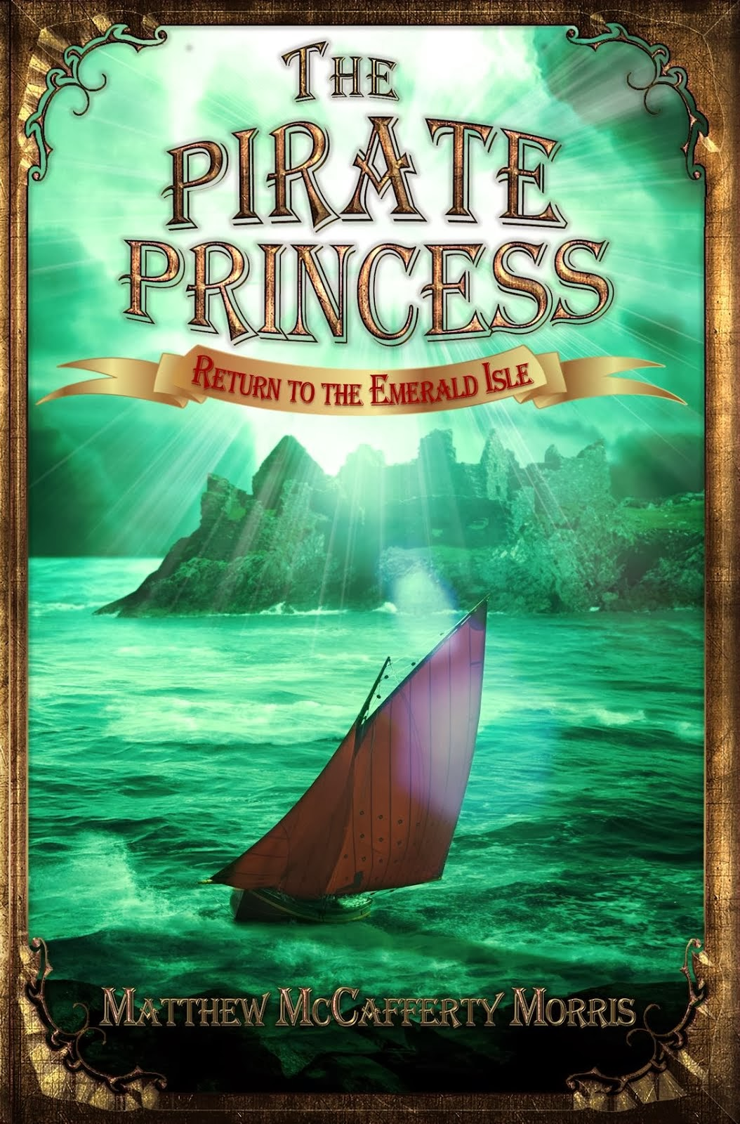 The Pirate Princess Novel