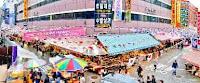 Namdaemun Market Pusat Grosir Fashion Di Korea Yang Terbesar