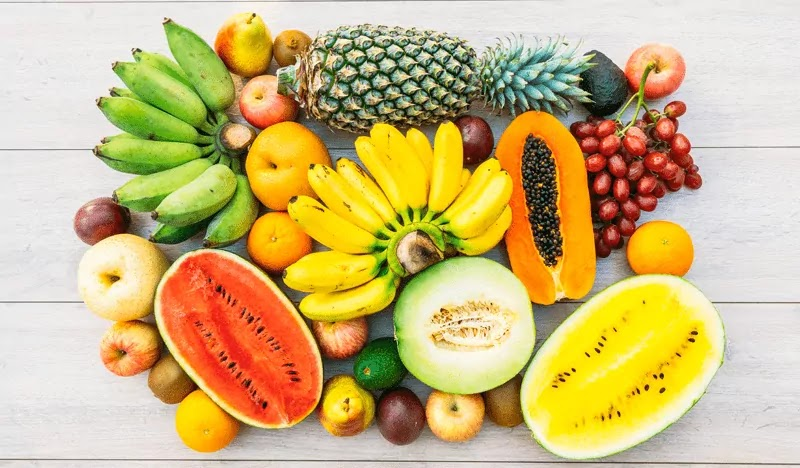 Khаѕіаt Buаh dan Sayur Berdasarkan Wаrnаnуа