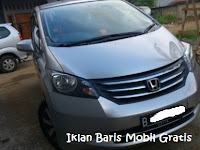 Honda Freed PSD A/T 2011, Agung Ngurah Car