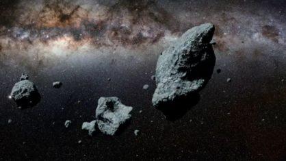 NASA não consegue evitar colisão de asteroide mortífero com a Terra