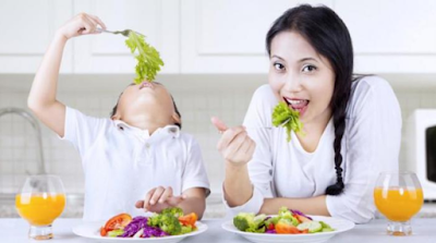 Cara Membuat Anak Bisa Makan Sarapan