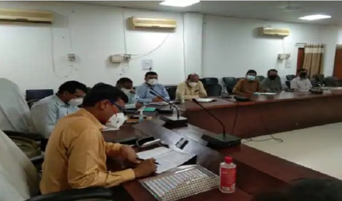 गाजीपुर: मतदान और मतगणना में की जाए सुरक्षा की पुख्ता व्यवस्था - DM