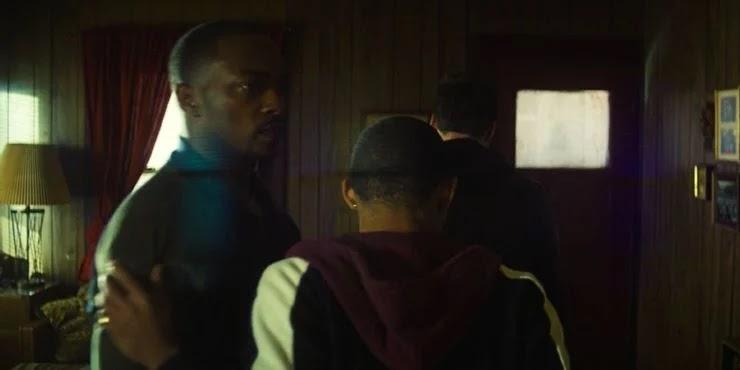 «Сокол и Зимний Солдат» (2021) - все отсылки и пасхалки в сериале Marvel. Спойлеры! - 30