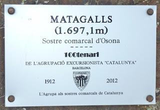Matagalls (Sostre comarcal d'Osona)