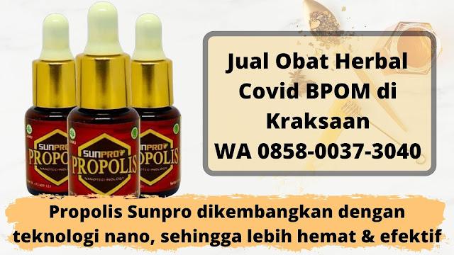 Jual Obat Herbal Covid BPOM di Kraksaan WA 0858-0037-3040