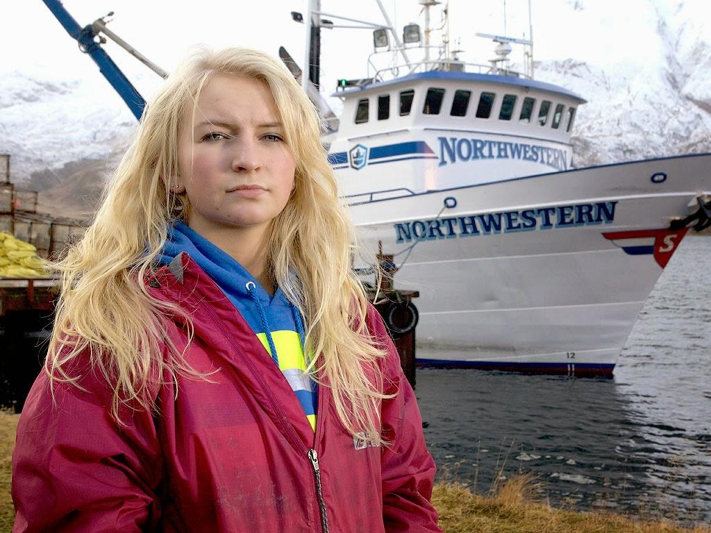 Nina Hansen Deadliest Catch