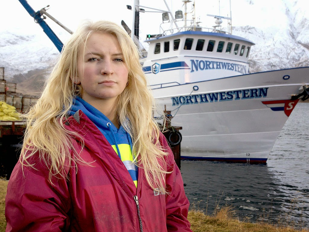 Mandy Hansen of Deadliest Catch; Interview with Kyle McMahon