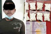 Narkoba di Kota Kediri, Edarkan Pil Dobel L, Pemuda Asal Mojoroto Ditangkap