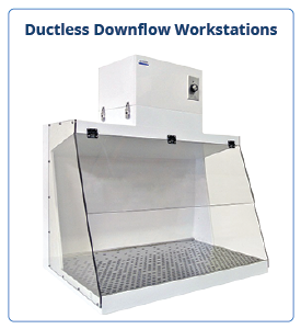 Top 10 Benefits of Ductless Downflow Workstations