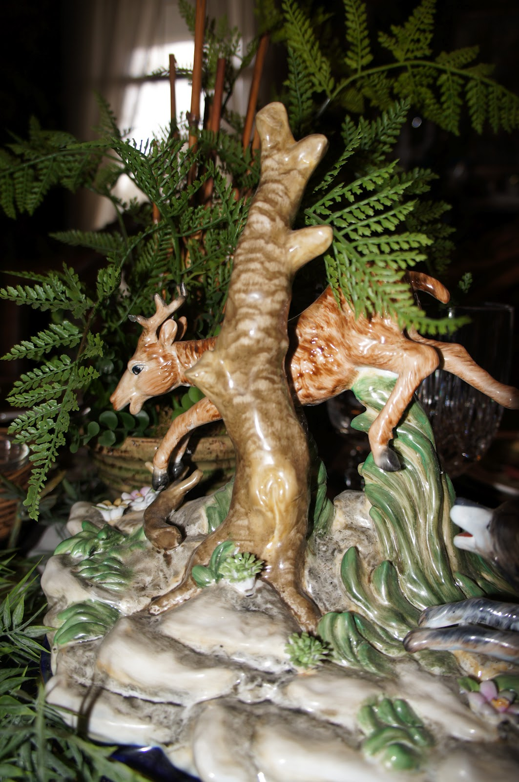 Christine S Home And Travel Adventures A Hunting Scene