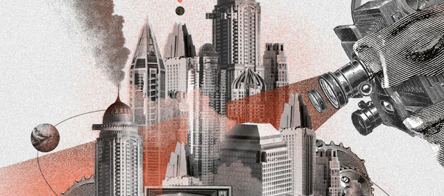 Mirada tecnológica sobre la ciudad distópica