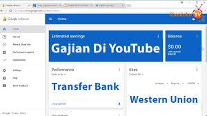 Cara Meningkatkan Pendapatan di YouTube Chanel