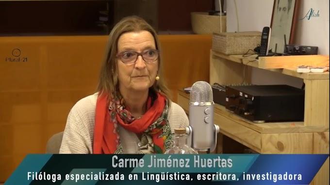 Carme Jiménez Huertas, Ingeniería Lingüística 2020