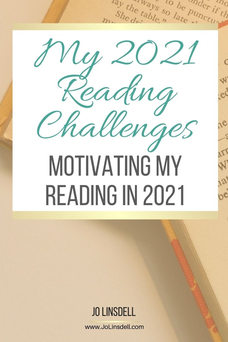 2021 Reading Challenges: Challenges to help motivate my reading in 2021