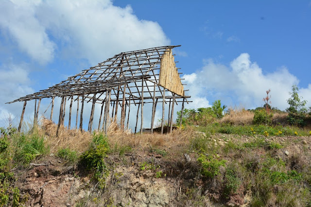St. Lucia old barn