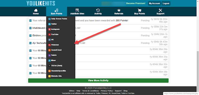 شرح استخدام موقع youlike لزيادة متابعين تيك توك