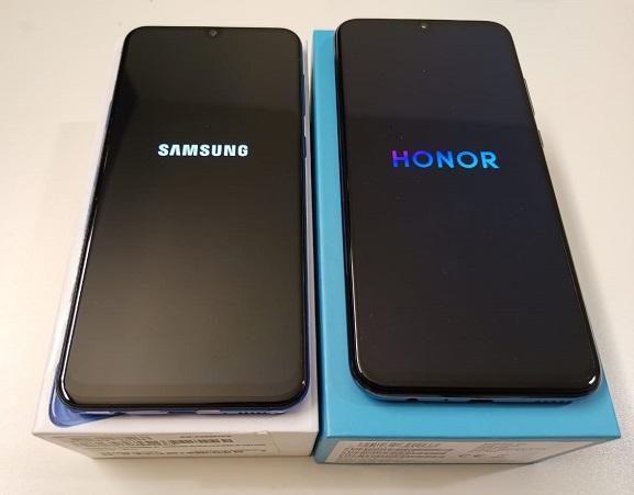 Honor 10i vs Samsung Galaxy A50