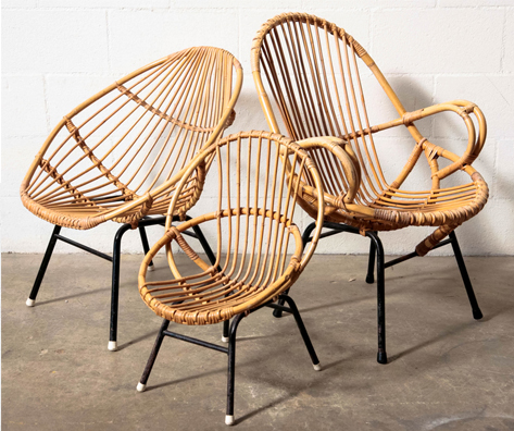 WHAT IS THE DIFFERENCE BETWEEN WICKER AND RATTAN?