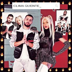 Clima Quente – Pabllo Vittar e Jerry Smith