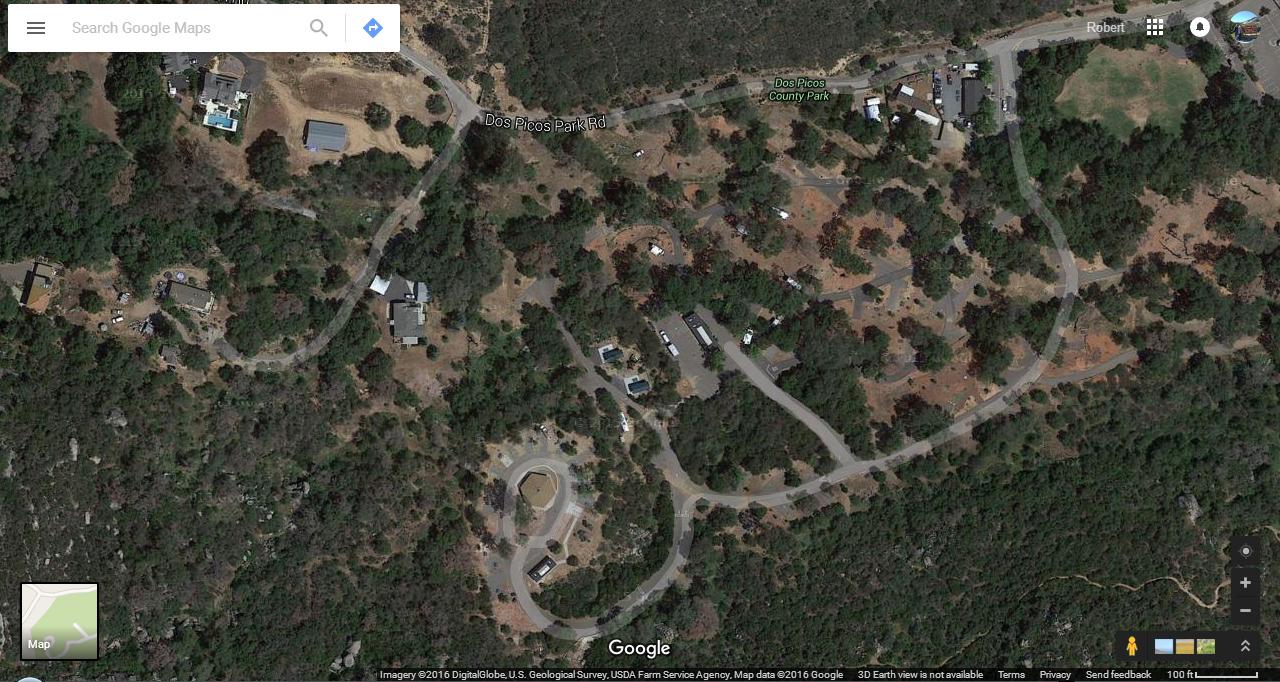 Bob Sharon 39 Stravel Adventures Dos Picos County Park