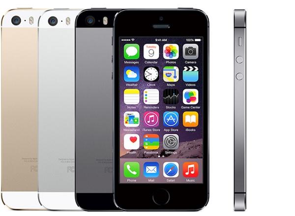 Điện thoại iPhone 5 được nhiều người sử dụng