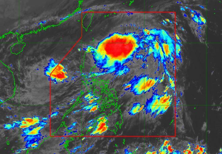 'Bagyong Siony' PAGASA weather update November 2, 2020