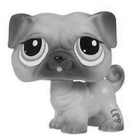 LPS Pug V2 Pets