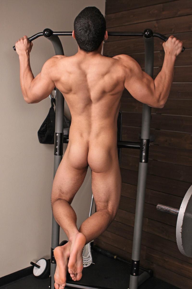 Athletic guys nude XXX gay