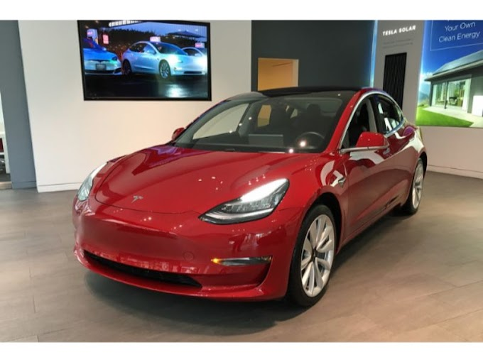 Tesla Model 3 Price and Launch Date India