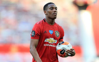 Martial is a world-class player: Former Manchester United player Robin van Persie