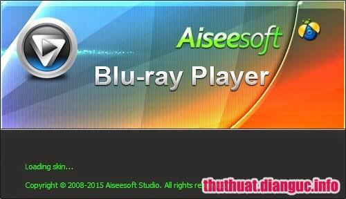 Download Aiseesoft Blu-ray Player 6.6.18 Full Cr@ck - Phần mềm chơi Blu-ray chuyên nghiệp