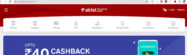 Airtel Payment Bank Account  Kaise Khole