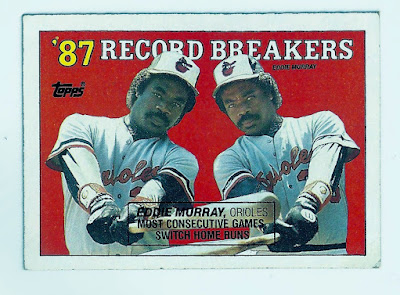 The History of The Baseball Card Blog