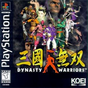 Baixar Dynasty Warriors (1997) PS1