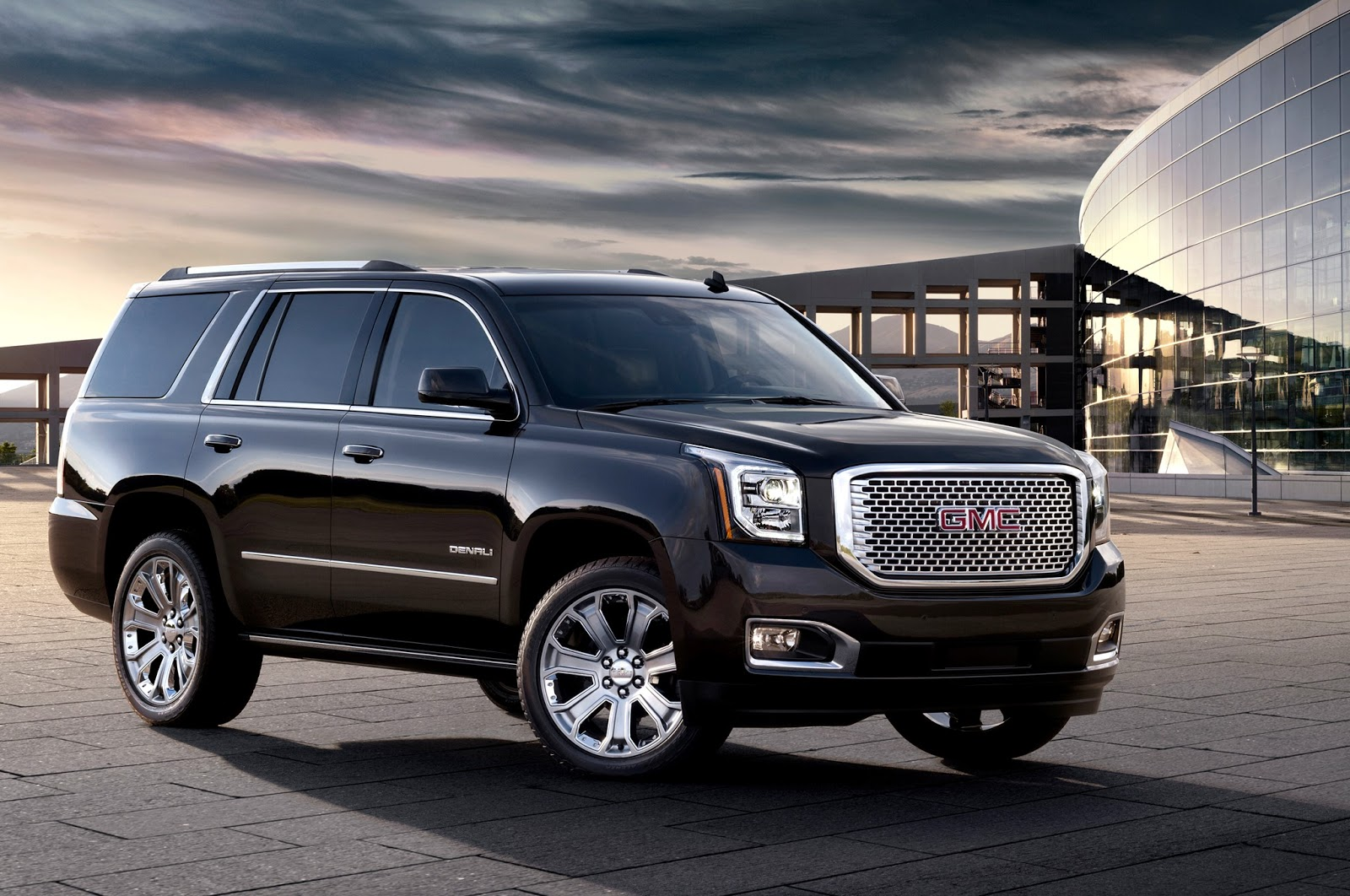 2016 GMC Yukon Concept Release date - 2017 Top Car Zone