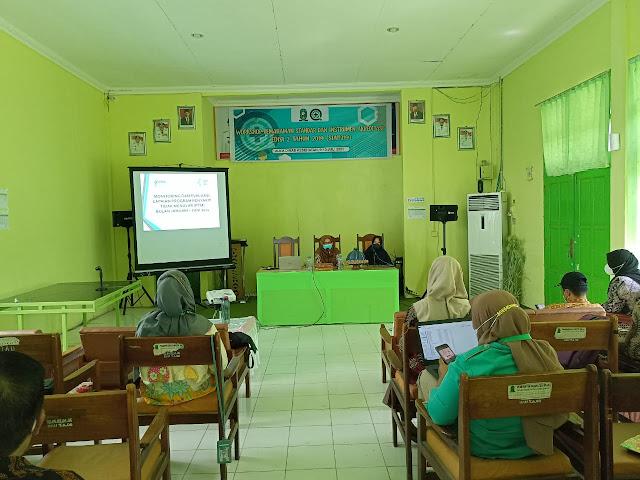 Gelar Monev Program PTM, Kadinkes Sinjai Minta Pengelola Program Tingkatkan Kinerja