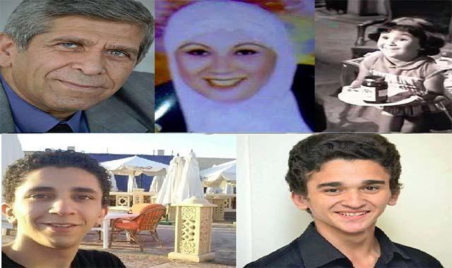 لقطات من حياة الفنانة إكرام عزو