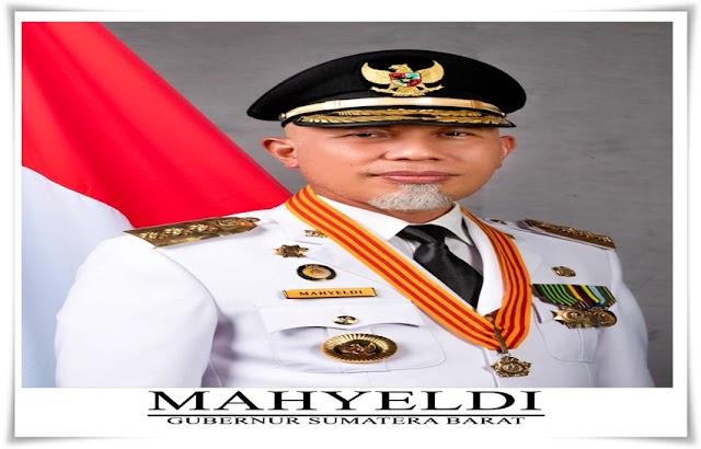 Peringatan HUT RI ke-76 Tahun, Mahyeldi : Ajak Pasang Bendera Merah Putih Satu Bulan Penuh