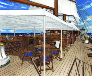 First Brochure Available on Sea Cloud Cruises' Sea Cloud Spirit is Now Available