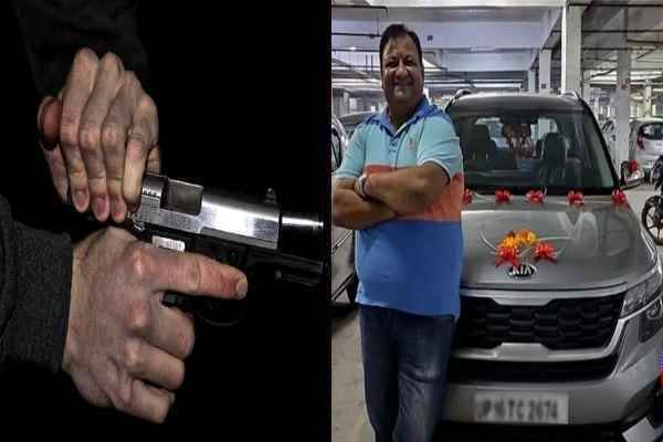 gaurav-chandel-murder-and-loot-case-in-noida-prithla-chowk-news