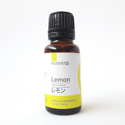 Manfaat Lemon Essential Oil dari Essenzo
