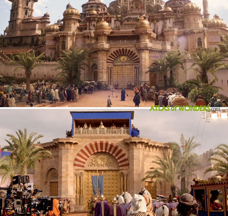 Where is Agrabah