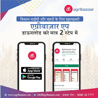 Agribazaar app launched