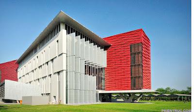 Một góc trường đại học RMIT