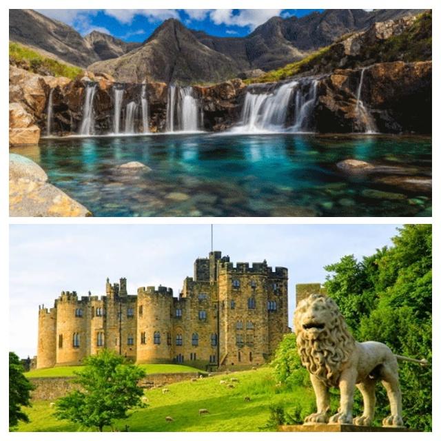 Lugares reais e lindos que parecem cenários de fantasia