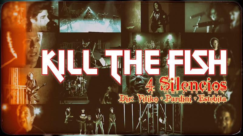 Kill The Fish - ¨4 Silencios¨ - Videoclip - Dirección: Vitiko - Pardini - Estebita. Portal Del Vídeo Clip Cubano