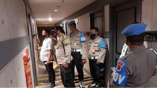 Viral Video Polwan Selingkuh Digerebek Suami Lagi Berduaan dengan Seniornya di Kamar Hotel Semarang