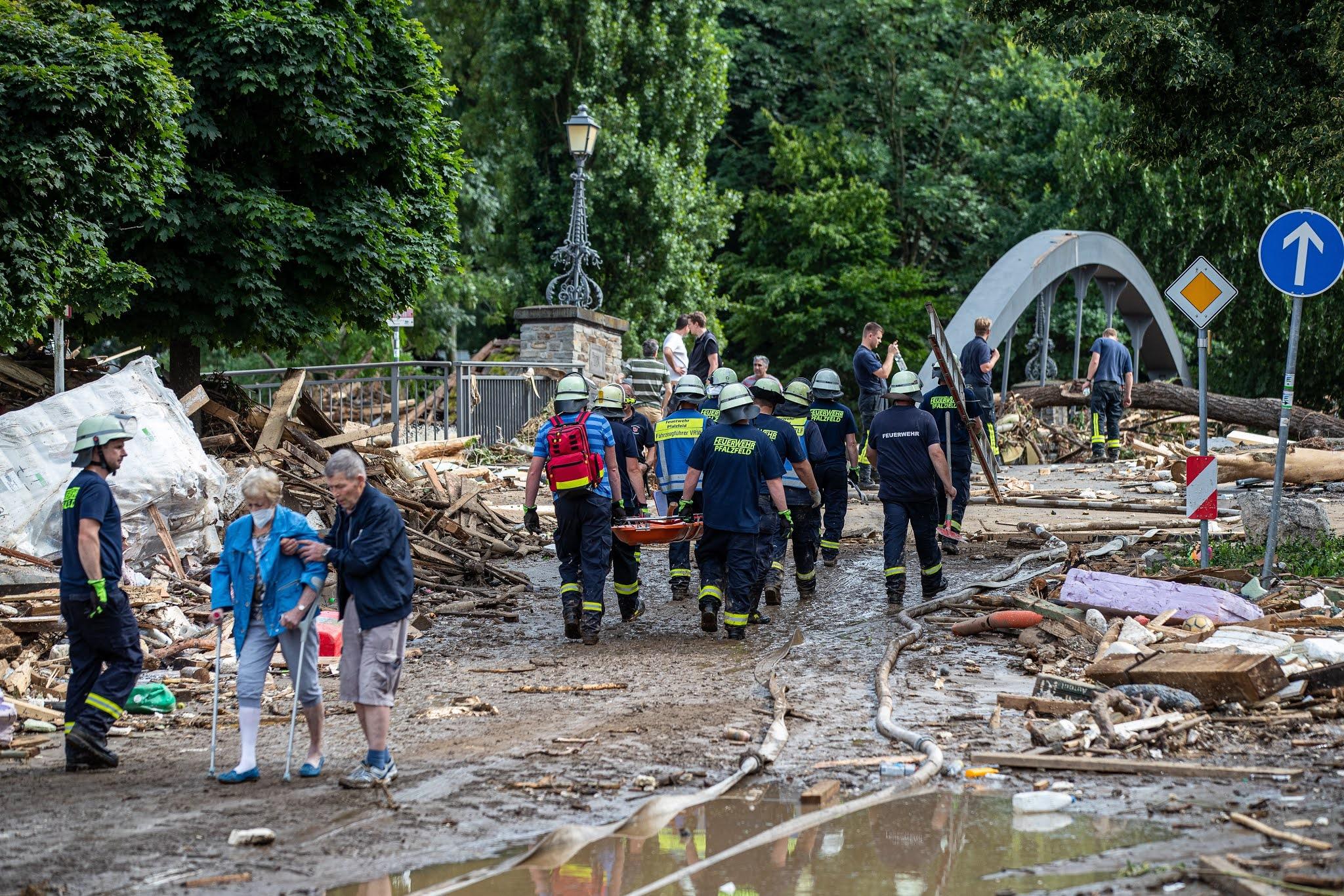 Catástrofe en Europa: el temporal ya dejó más de 180 muertos, desaparecidos y pérdidas millonarias